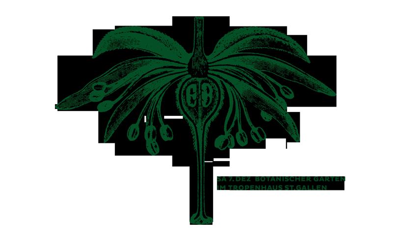 Tropenhaus, Botanischer Garten Sa 07.DEZ 2013 ab 19 Uhr